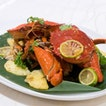 Zesty Frutti Crab
