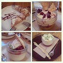 18 July 2014 - Desserts at Buttero.