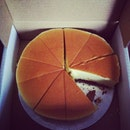 A good cheesecake from Don never fails =)