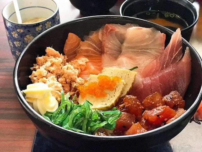 Kaisen Don #nomnom #sgfood #burpple #burpplesg