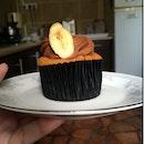 Chocolate Milk Cupcake