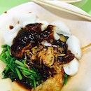Zhen Jie Hakka Yong Dou Fu (Amoy Street Food Centre)