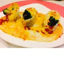 Mixed Vegetable Canelloni