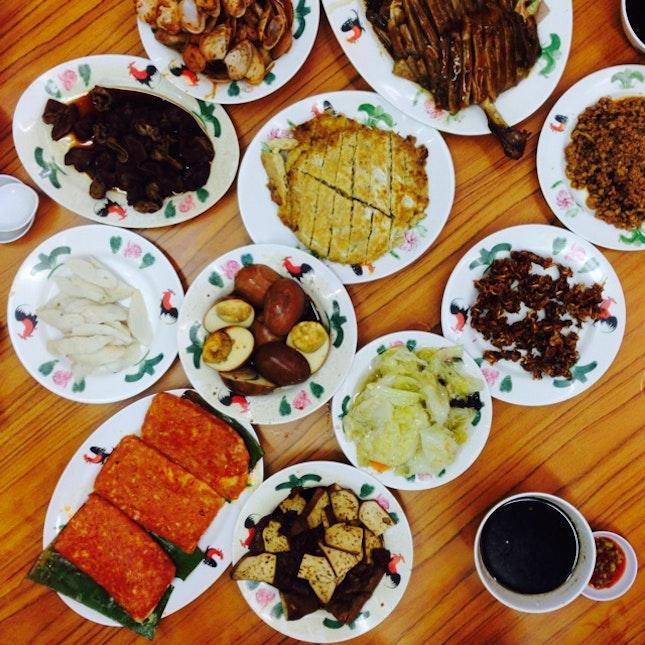Teo Chew Porridge