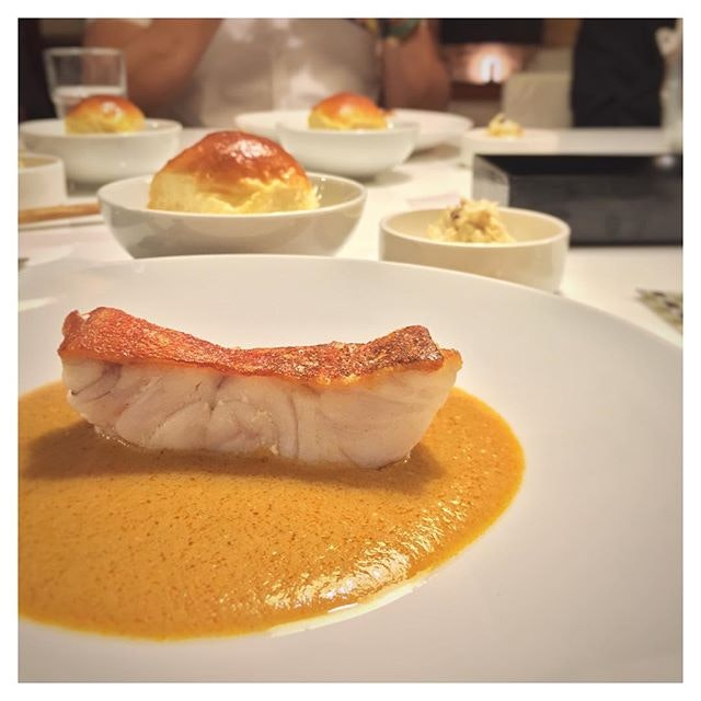 Still dreaming about this extremely memorable dish from the fully booked The Mustard Seed Pop By by Chef Ming!