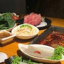 Sichuan Style Mala Hotpot