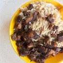 卤肉饭 | Braised Pork Rice ($2)
