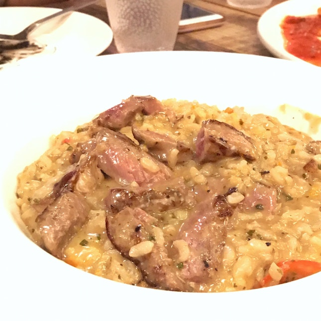 Beef Risotto ($28)