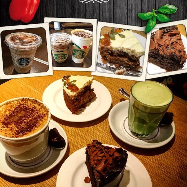 Coffee N Desserts Time.
