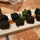 Charcoal Tofu