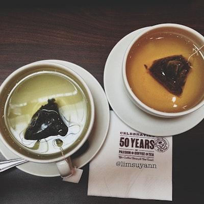 The Coffee Bean Tea Leaf Bugis Burpple 16 Reviews Bugis Singapore