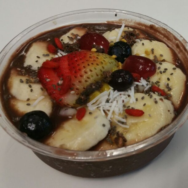Disappointing Acai Bowl