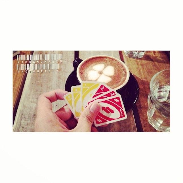#coffee #uno #cardgame