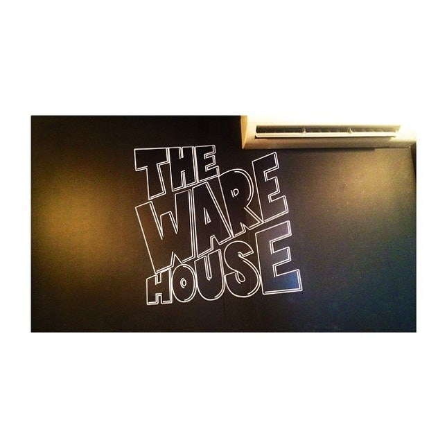 WareHouse Cafe #beam #cafe #sridamansara