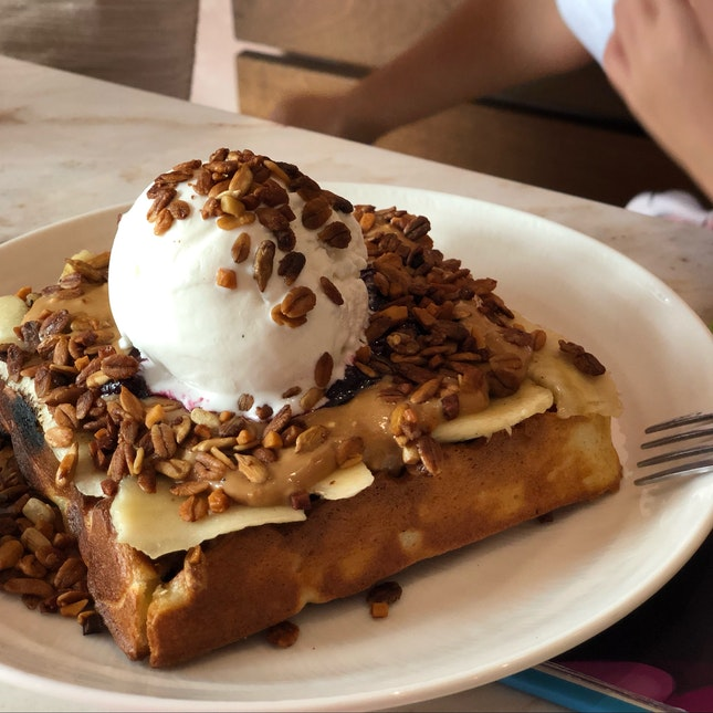 Unexpectedly Outstanding Waffles