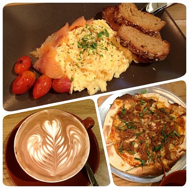 Love all day breakfast!