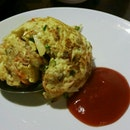 Crab Meat Omelete
