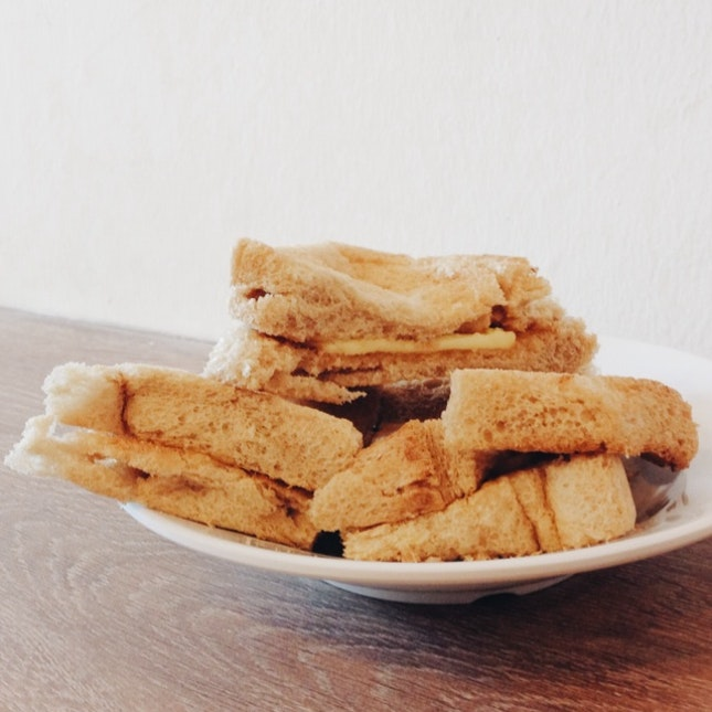 Kaya Butter Toast