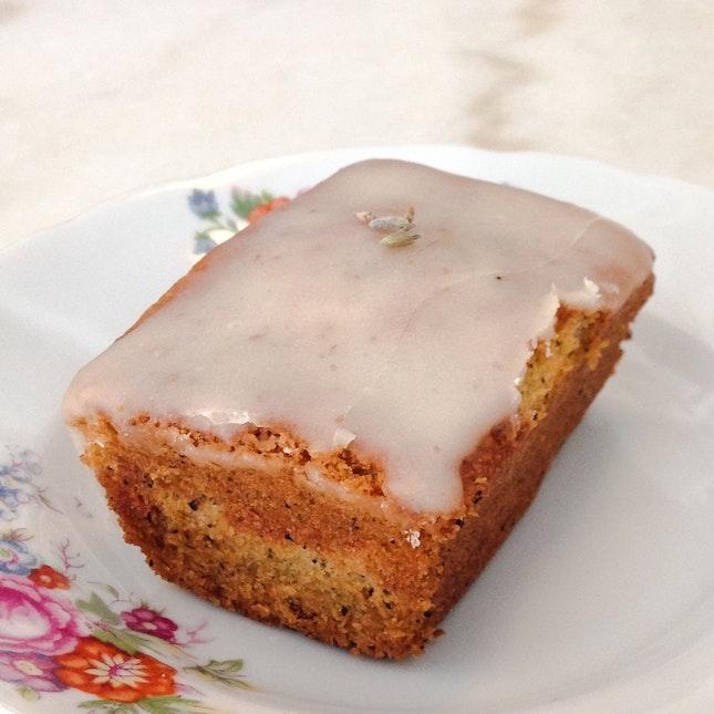 Earl Grey Lavender Loaf