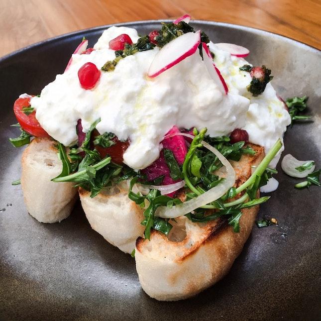 Feta Burrata