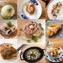 Omakase Lunch ($110++)