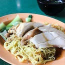Soya Sauce Chicken Noodle