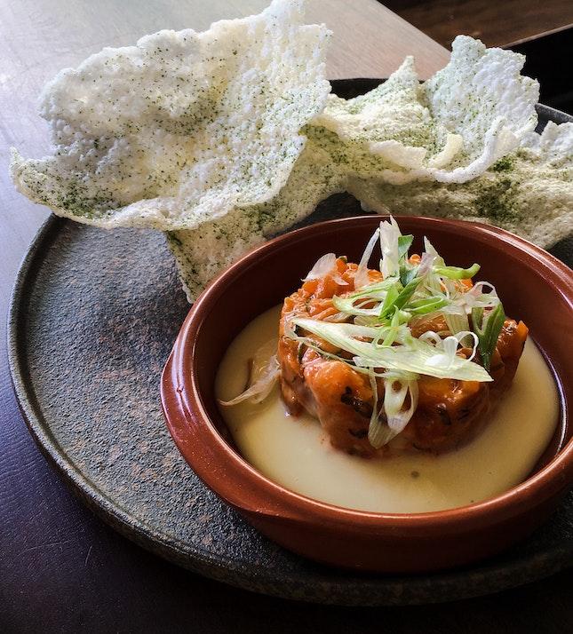 Barramundi Ceviche