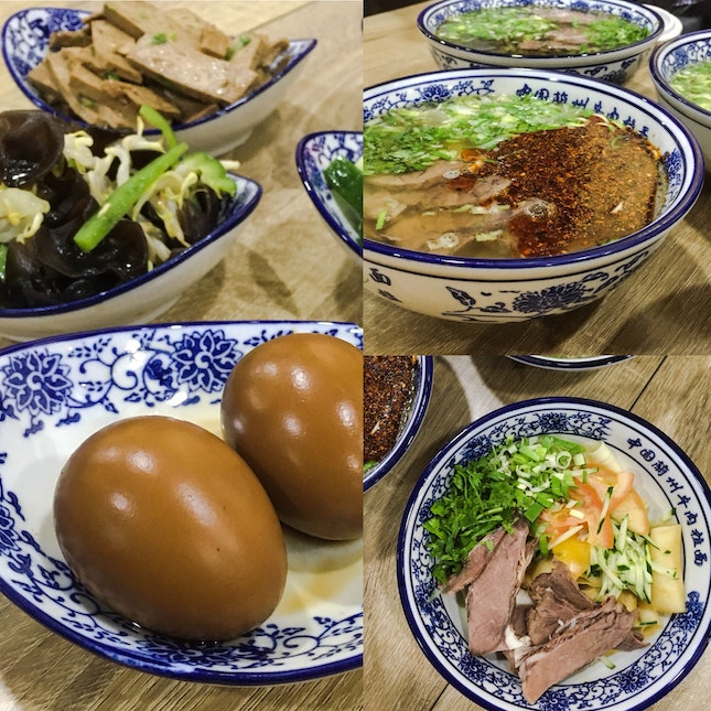 Burpple Eatup at Tongue Tip Lanzhou Beef Noodles (18 September 2018)