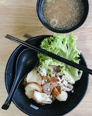 51 Minced Meat Noodles (Yishun Park Hawker Centre)