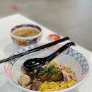 Mala Spicy Pork Noodles