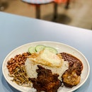 Classic Nasi Lemak Fried Chicken