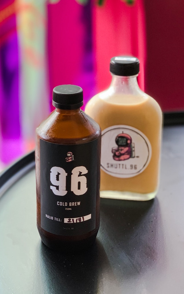 Shuttl.96 Special Cold Brew