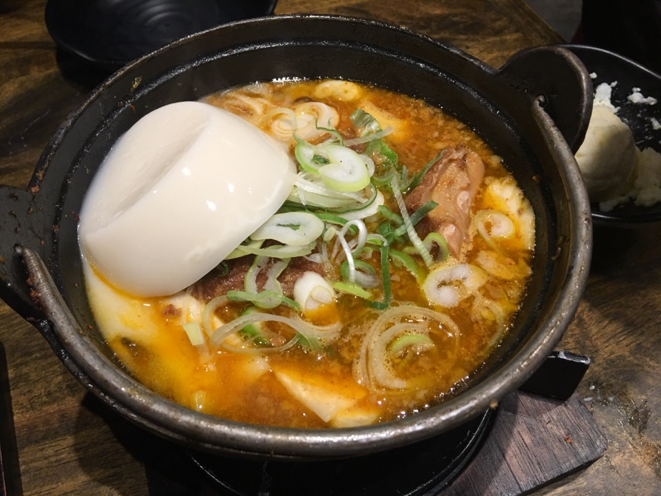 Pork Rib Stew with Glass Noodles