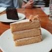 Hazelnut Brown Butter Cake × Chocolate Bundt Cake [$8 each]