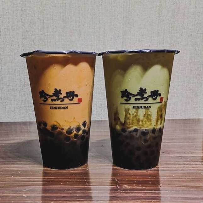 • If it's one thing we can't get enough of here in Singapore, it's bubble tea!