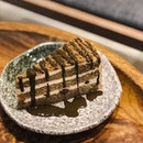 How about trying a slightly different sweet treat this week: 💁🏻♀️ 〰️ [NEW ITEM] [Launching: Today]: 🍰🧡 - 1️⃣ Hojicha cake (sliced): SGD 7.80 🍃 • Layers of decadent, fluffy and moist hojicha cake with soft textural bite, the lovely toasty and nutty flavor of hojicha is amazingly addictive here.
