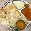 local public holiday calls for local delights  @igsg #igsg #singapore #foodpornasia @burpple #burpple #setheats #eatoutsg #sgfood #foodsg #sgfoodie #singaporefood #singaporeeats #hawkerfood #hawkerfare #eatlocal #jiaklocal @sgfoodie @singaporeeats #breakfast #brunch #indiancuisine #thosai #dosa #madrasnewwoodlands #breakfast #brunch