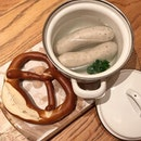 """Original Weisswurst"" - We decided this should be ""Sausage Soup""."