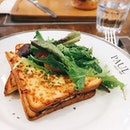 Impressed with this Croque Monsieur ($18.50++).