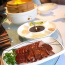 Short review: A very good roast duck but not a very good Peking duck.