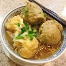 Twin Treasures Noodles (Prawn & Fish)