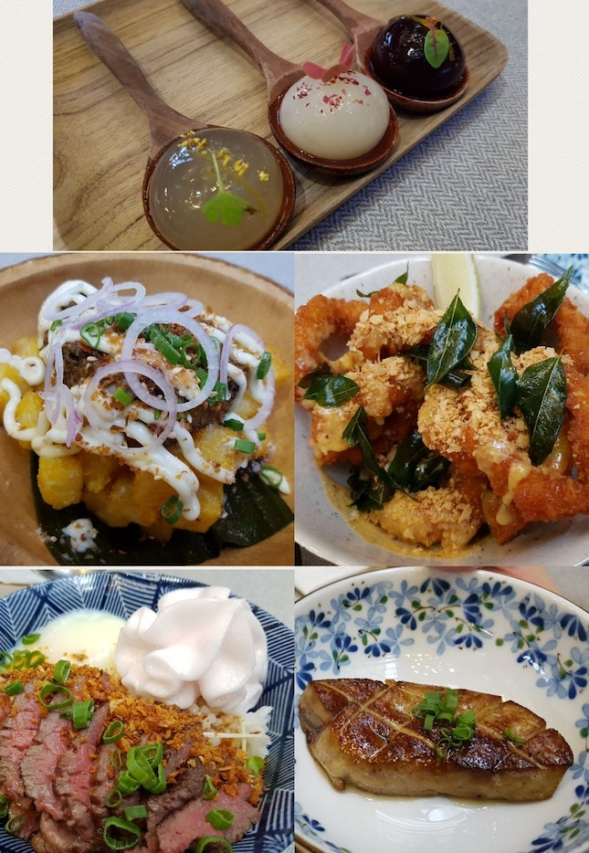 Interesting Dishes