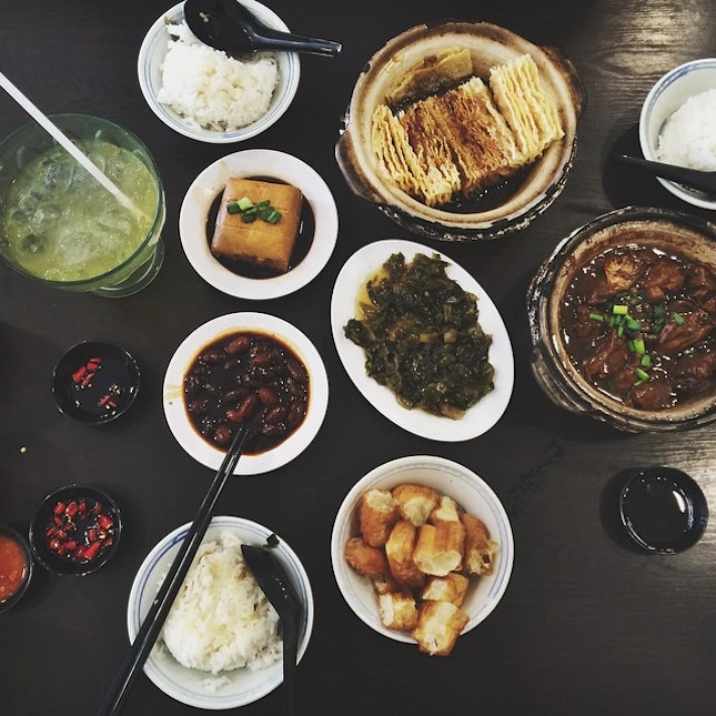 Was in the area and decided to check this bak kut teh out.