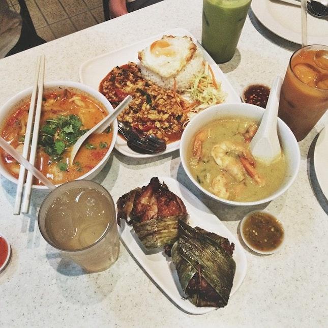 Thai food is the best 😋😍