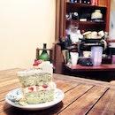 Strawberry Elderflower Cake [$5.50]