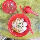 Dry Mee Pok [$4]