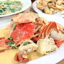 Salted Egg Crab [3 Small Crabs for $25 + $3 for Salted Egg]