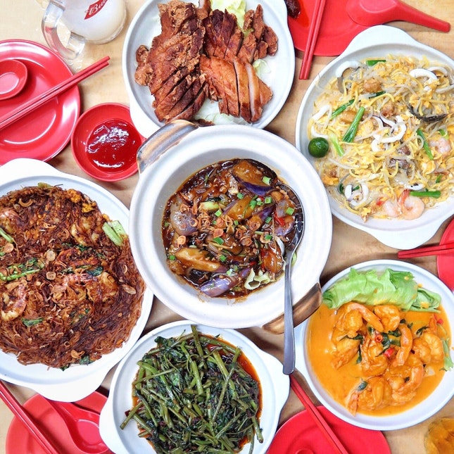 Penang Seafood Restaurant Zi Char [Price Varies]