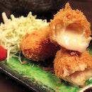 Kani Cream Croquette カニクリームコロッケ [$9]