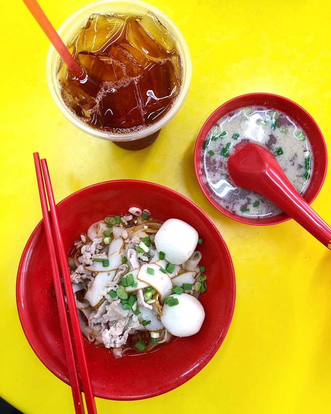 Dry Kway Teow [$4]